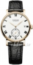 Chopard Classic White/Leather Ø38 mm