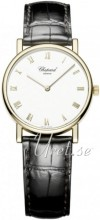 Chopard Classic White/Leather Ø33.6 mm