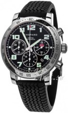 Chopard Classic Racing Mille Miglia Chronograph Black/Rubber Ø40