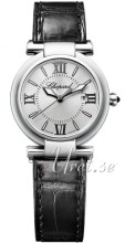 Chopard Imperiale Silver colored/Leather Ø28 mm