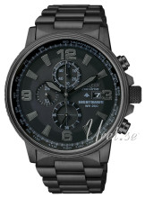Citizen Chrono Black/Steel