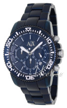 Emporio Armani Exchange Chronograph Blue Ø46.00 mm
