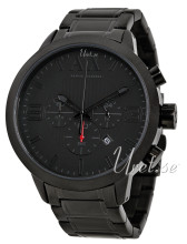 Emporio Armani Exchange Chronograph Black/Steel Ø42.00 mm