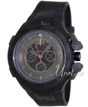 Emporio Armani Exchange Chronograph Black/Rubber Ø49.00 mm