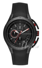 Emporio Armani Exchange Chronograph Black/Rubber Ø45.00 mm