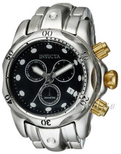 Invicta Mini Black/Steel Ø25.70 mm