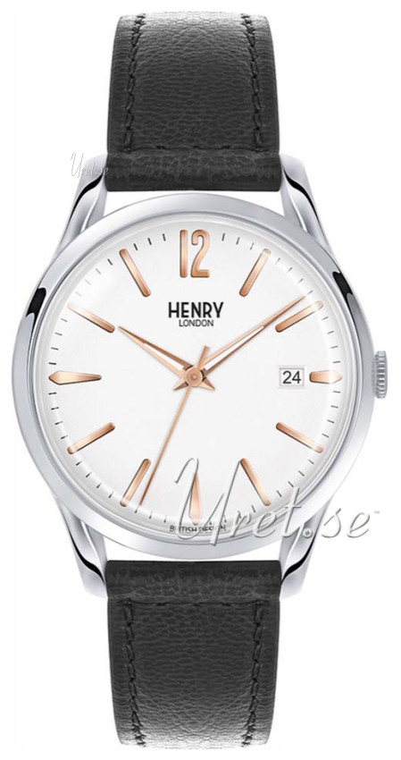 henry london watch instructions