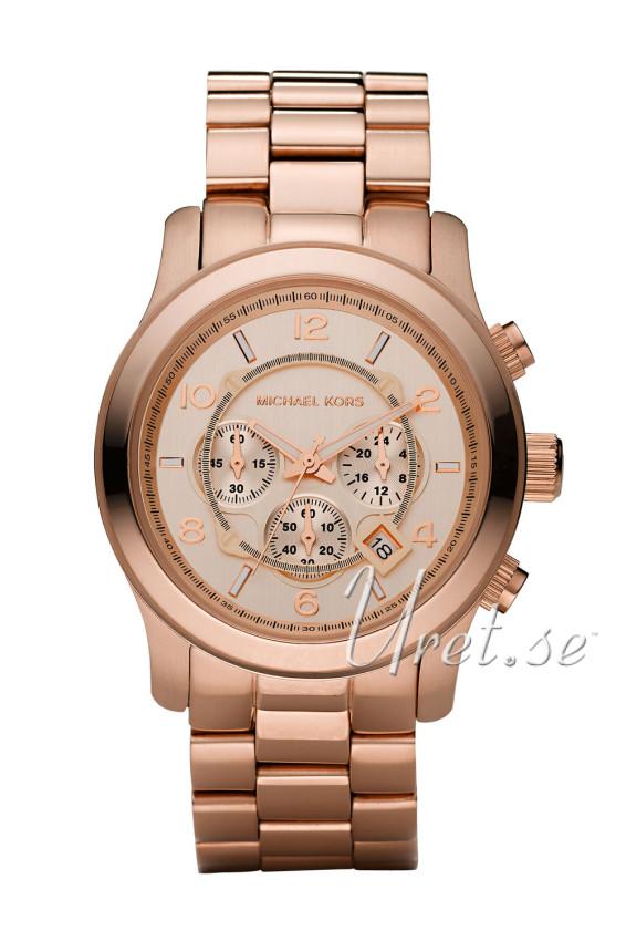 mk chronograph watch instructions