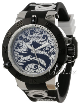 Invicta Subaqua Noma III White/Rubber Ø50.00 mm