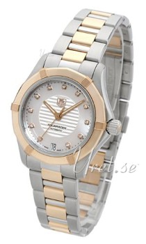 TAG Heuer Aquaracer Calibre 5 Rose gold colored steel Ø34 mm