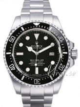 Rolex Sea-Dweller Black/Steel